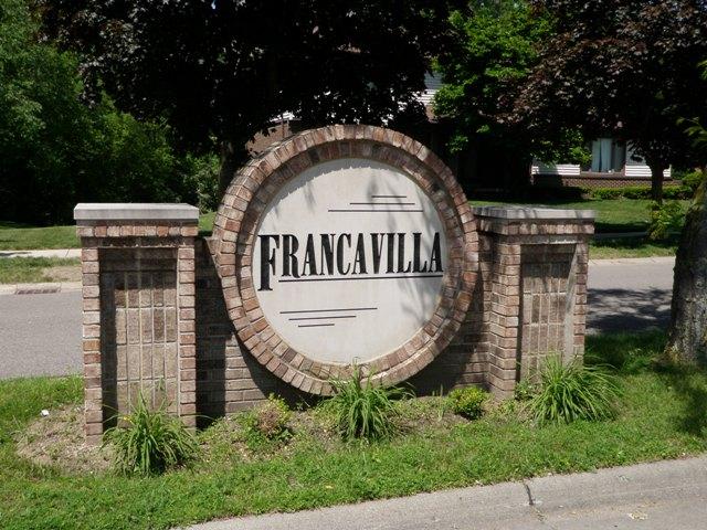 Francavilla Subdivision–Livonia Michigan