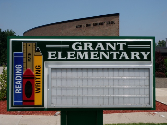Grant Elementary School Livonia Michigan