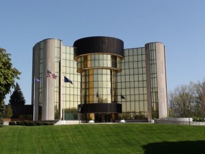 Livonia Michigan City Hall