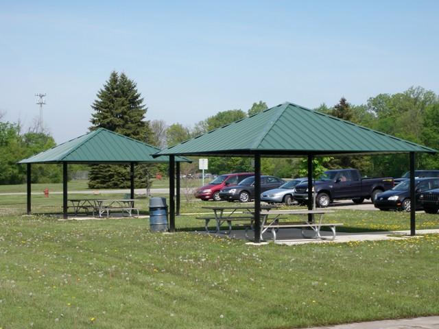 Pavilions at Bicentennial Park