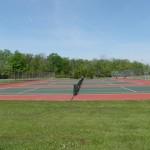 Tennis Courts Bicentennial Park