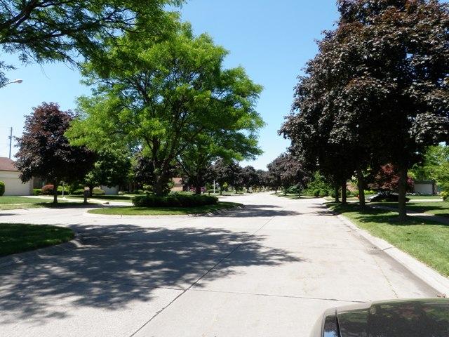 Street Views of Windridge Village Livonia Michigan