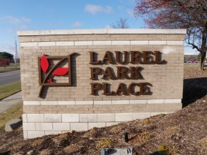 Laurel Park Place Mall